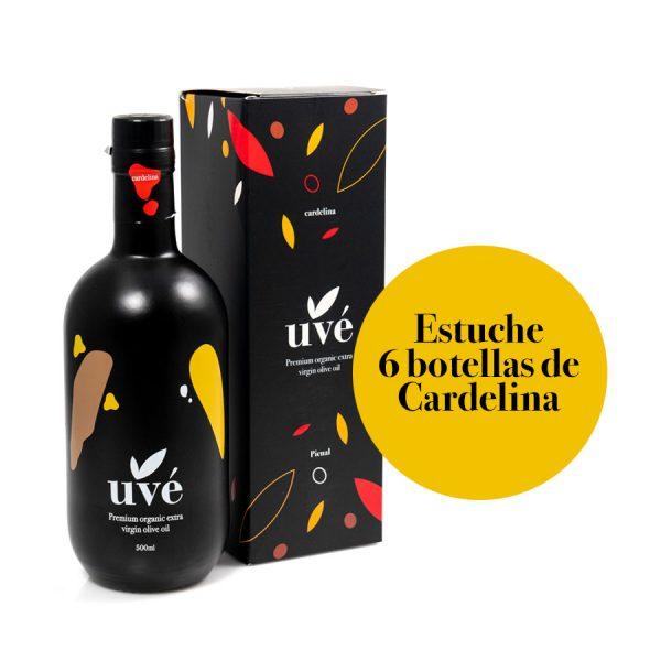 Aceite de oliva virgen extra Cardelina