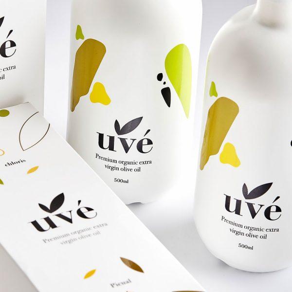 Aceite de oliva virgen extra Chloris