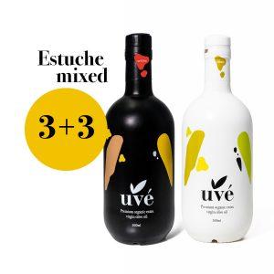 Estuche deluxe de aceite de oliva virgen extra