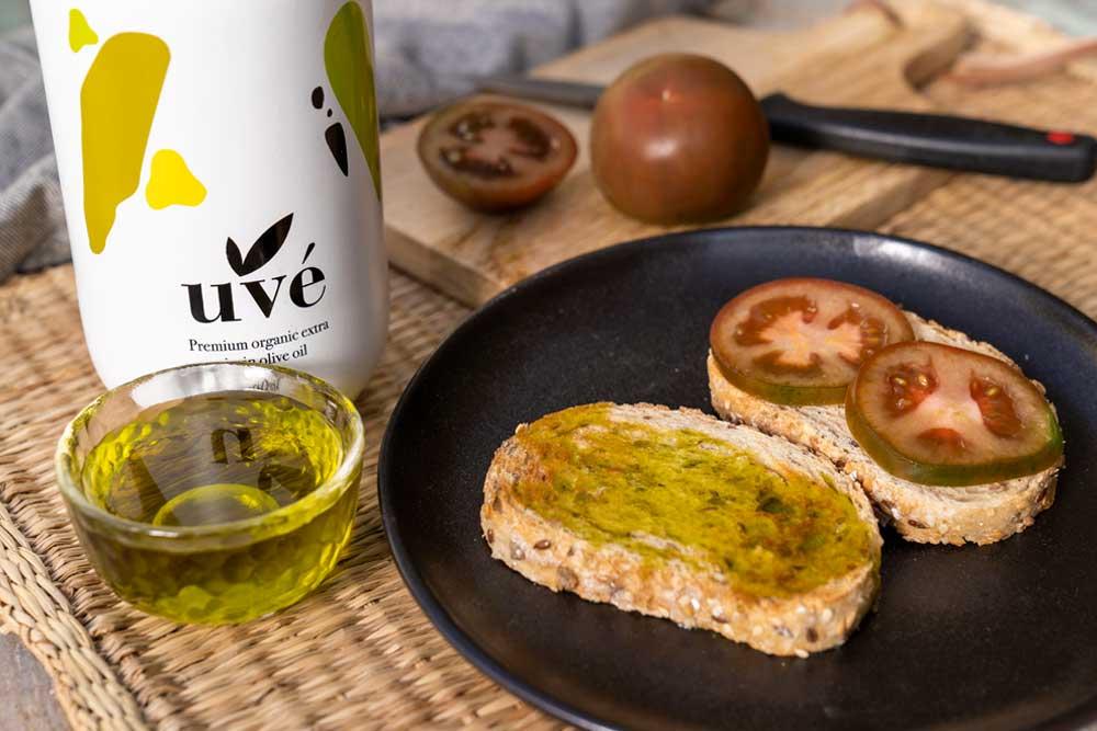 Aceite de oliva Uvé
